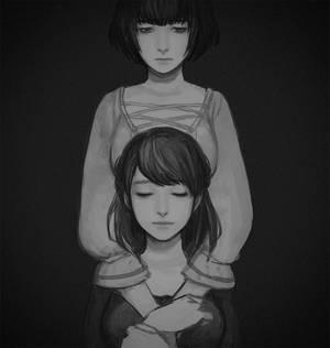 Fuyuhi and Haruka