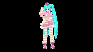 .:. DT Princess Miku DL .:.