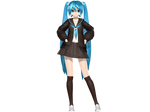 :Xmas Gift - PDA/FT Rolling Girl Miku: DL