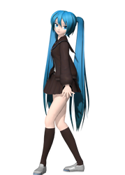 DT Extend Rolling Girl Miku + DOWNLOAD by Sushi-Kittie