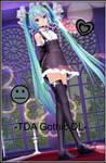 -TDA Gothic Miku Hatsune DL-