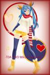 .: TDA Common World Domination Miku +dl :.