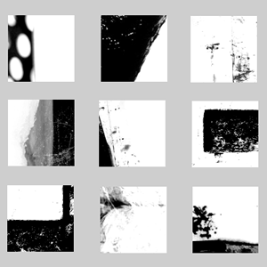 Ewanism- Black+White Textures by ewanism
