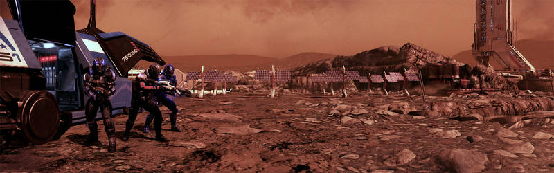 ME3: Life on Mars