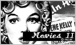 Movie Posters II by v3rtex