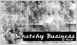 Scratchy Business by v3rtex
