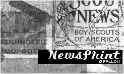 News Print by v3rtex