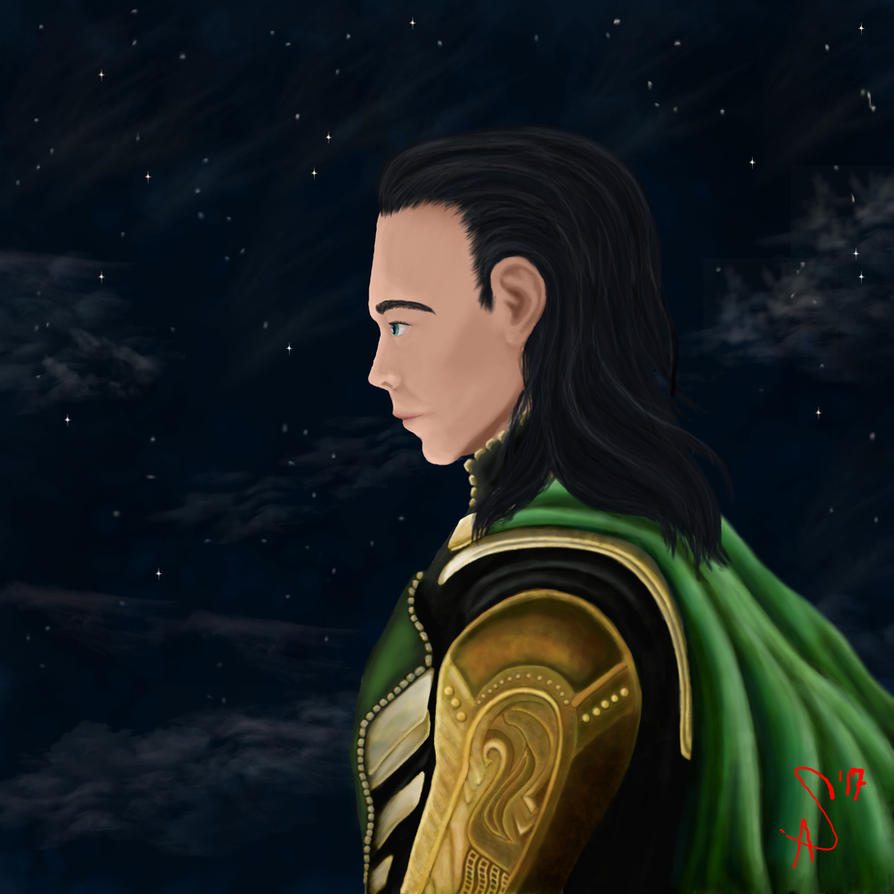 Loki X Reader: April's Fool [ONE-SHOT] by VernichtenAlles on