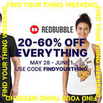 RedBubble Sale on Everything - Cartoony Stuff by agkeycreations