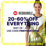 RedBubble Sale on Everything - Mythical stuff by agkeycreations