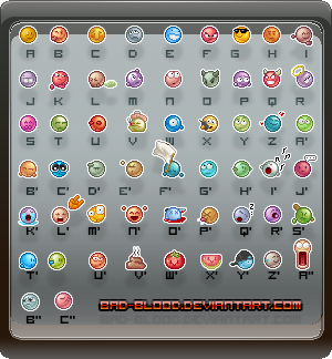 emotes pack by Bad-Blood