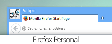 Firefox Personal by Pullipo