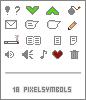 Pixelsymbols by Aless1984