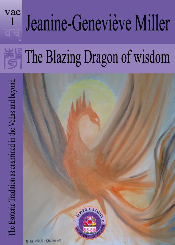 The blazing Dragon by Jeanine Miller by FranckAsShanti