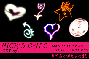 Nick's Cafe by briarrosed
