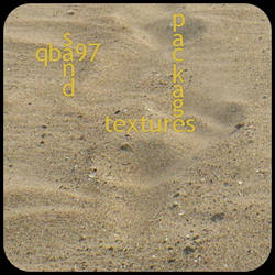 Sand textures package
