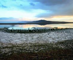 Background Blending Tutorial by suntanna