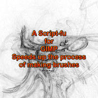 Gimp brush script by kward1979uk