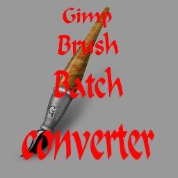 Gimp Batch Brush Converter By Kward1979uk On Deviantart