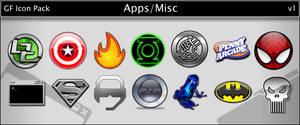 GF icon pack - AppsMisc - v1
