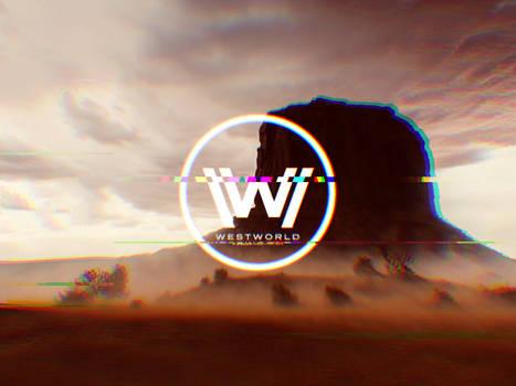 Westworld Glitch Animated
