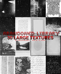 Abandoned Library Textures