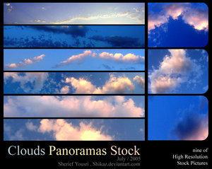 Clouds by ShikazStock