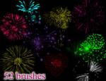 Fireworks Brush 2