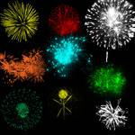 Fireworks 3 brushes