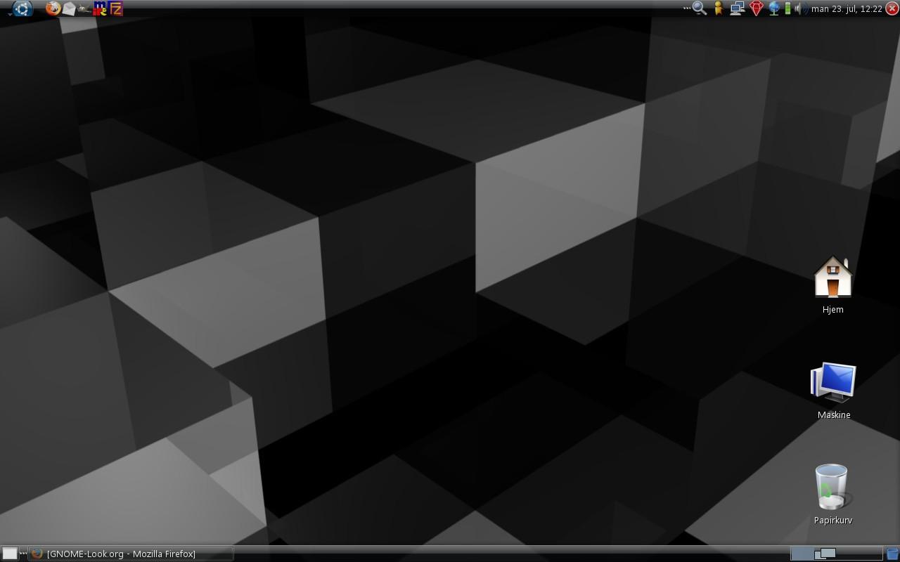 BnW Cubes 1.1