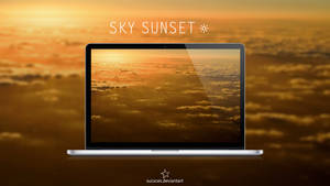 Sky Sunset by SucXceS