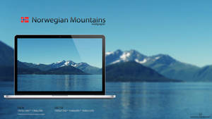 Norwegian Mountains [NO #2]