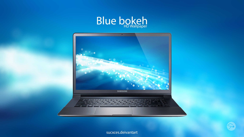 Blue bokeh by SucXceS