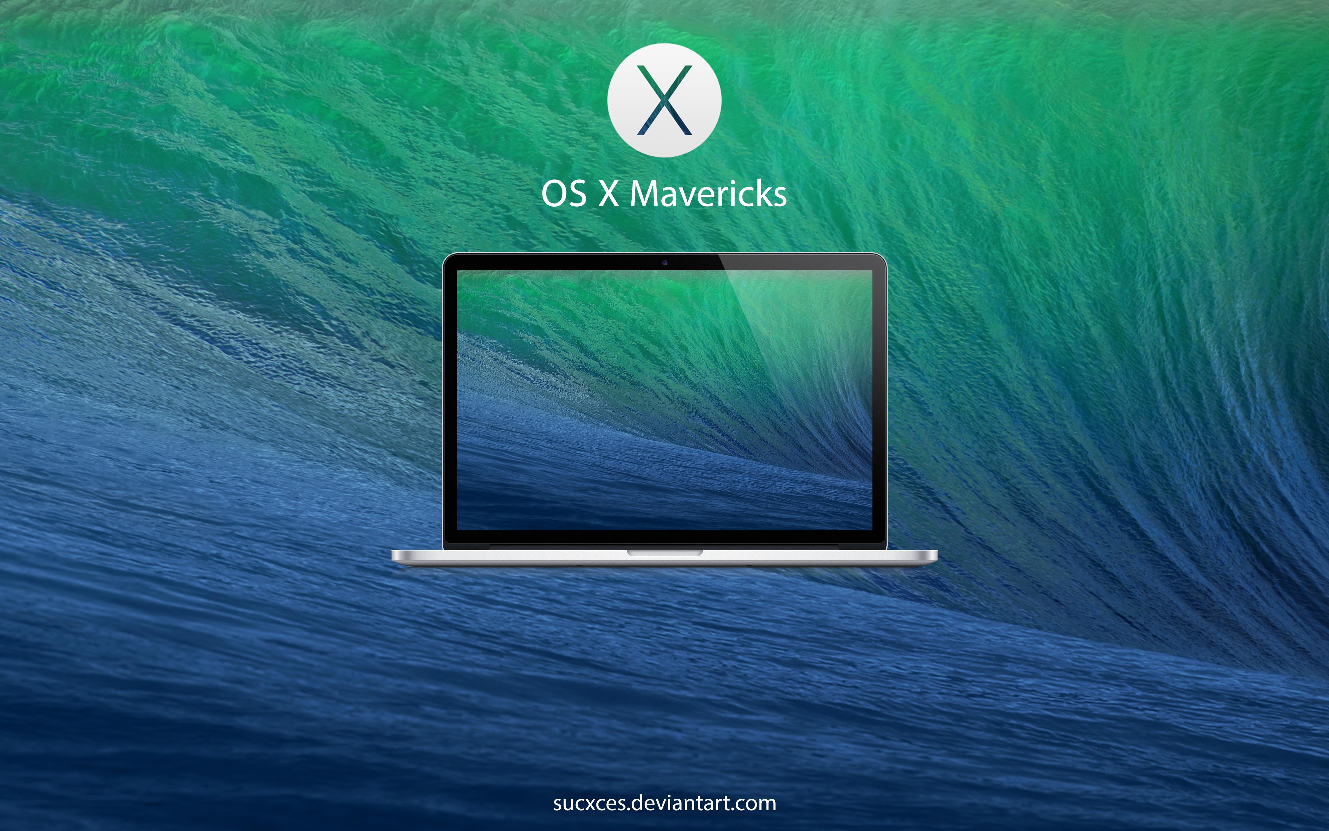 OS X Mavericks by SucXceS