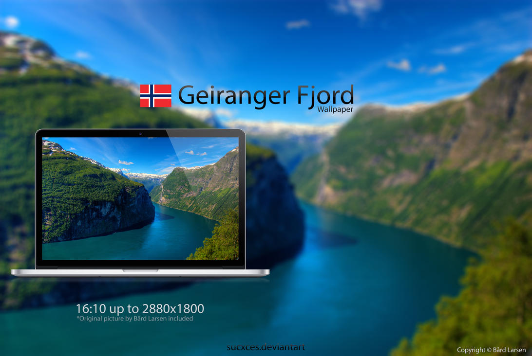 Geirangerfjord [NO #3] by SucXceS
