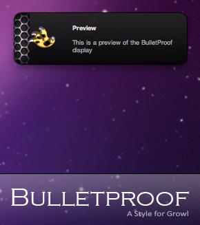 Bulletproof Growl by Tjdyo