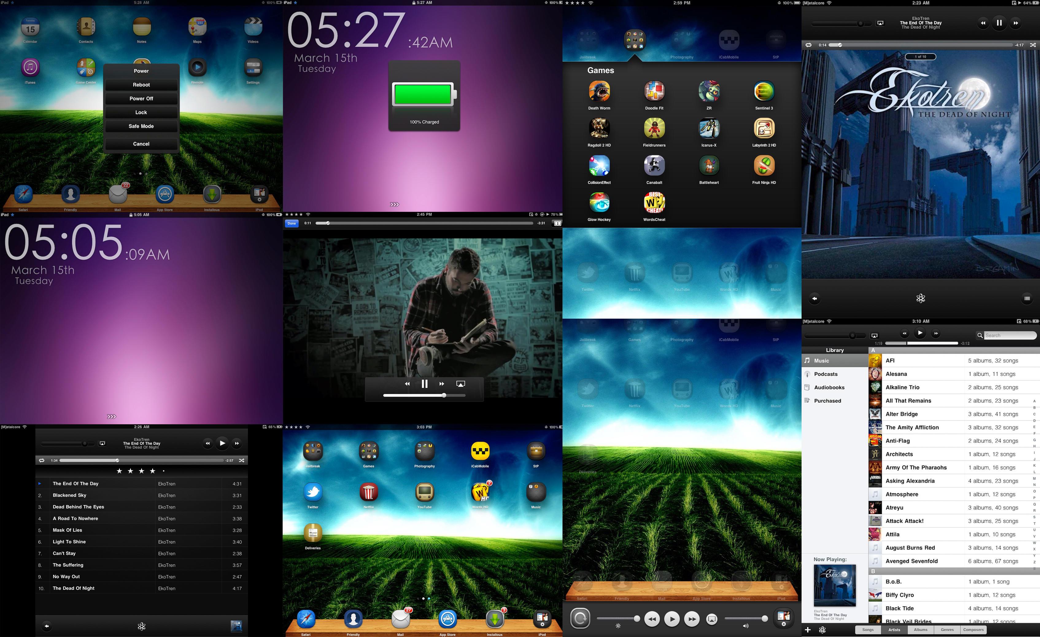 Epitome iPad now In Cydia by Tjdyo