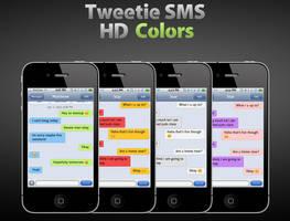 Tweetie SMS HD Colors by Tjdyo