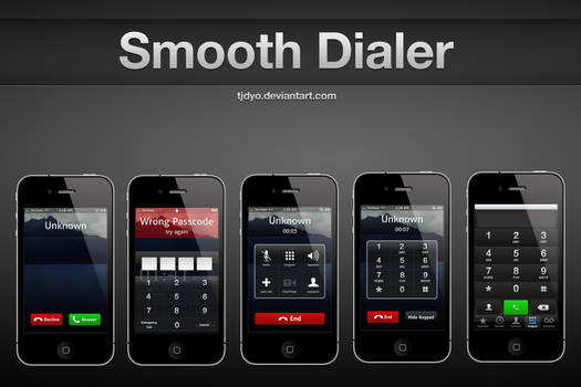 Smooth Dialer For iPhone
