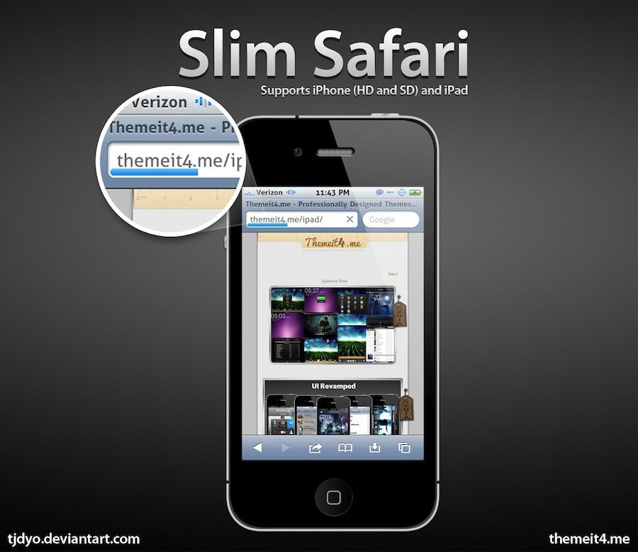Slim Safari by Tjdyo