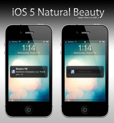 iOS 5 Natural Beauty