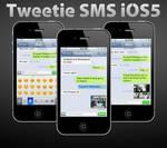 Tweetie SMS iOS5