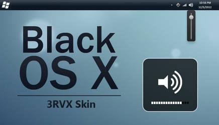 Black OS X - 3RVX