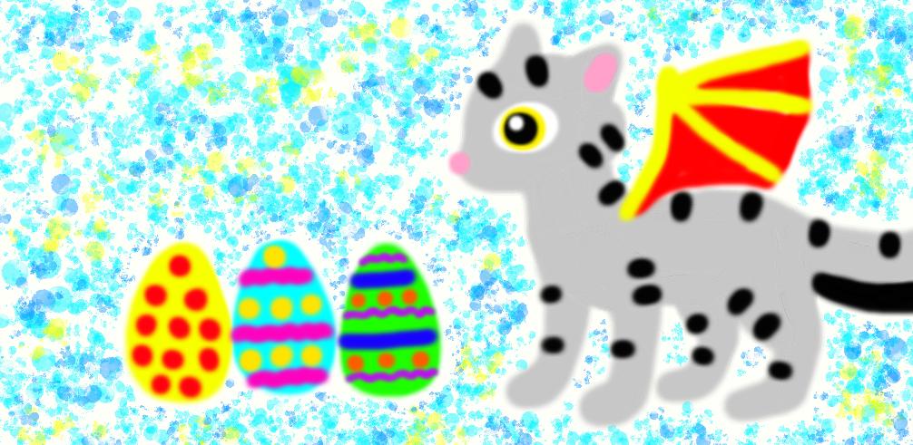 Gordon - Happy Orthodox Easter! by Zonoya717