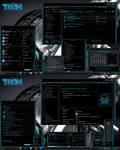 LightSabre-Blue Tron