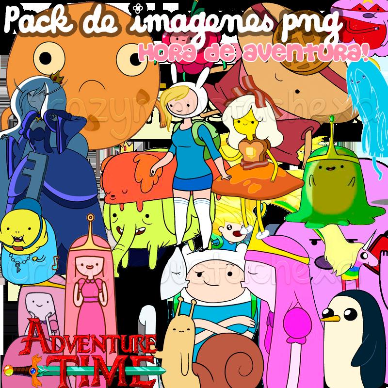 Pack De Imagenes 50   De Hora De Aventura  By CrazyMoustachexd