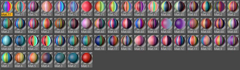 C4D Gradient Collection II