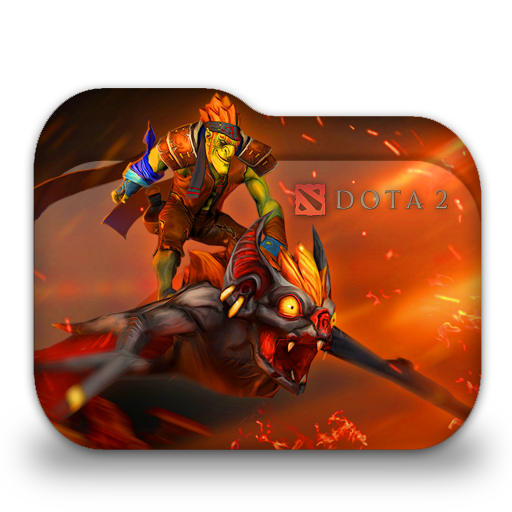 Dota 2 Batrider folder icon by sytry07 on DeviantArt