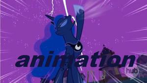 princess Luna Animated!