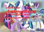Shining Armor and Twilight Sparkle Animation